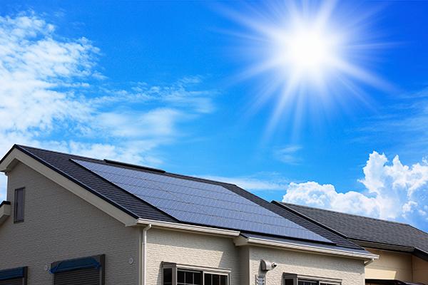 新しい太陽光発電システムのご案内